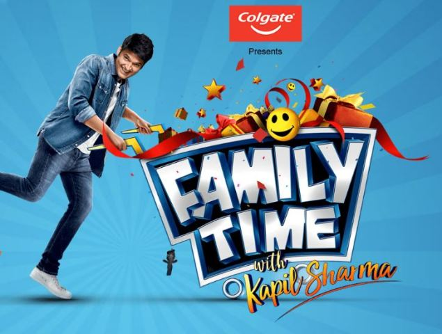 Family Time With Kapil Sharma Registration: meetkapil