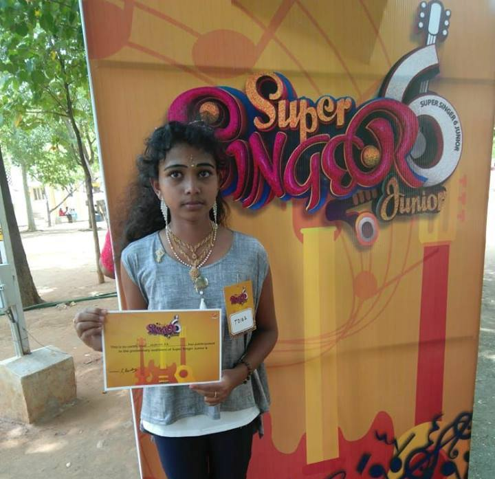 Super Singer Junior 6 Auditions SSJ 06 Registration, Date