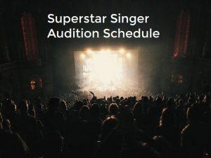 superstarsinger-audition