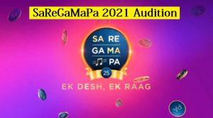 saregamapa-2021-audition